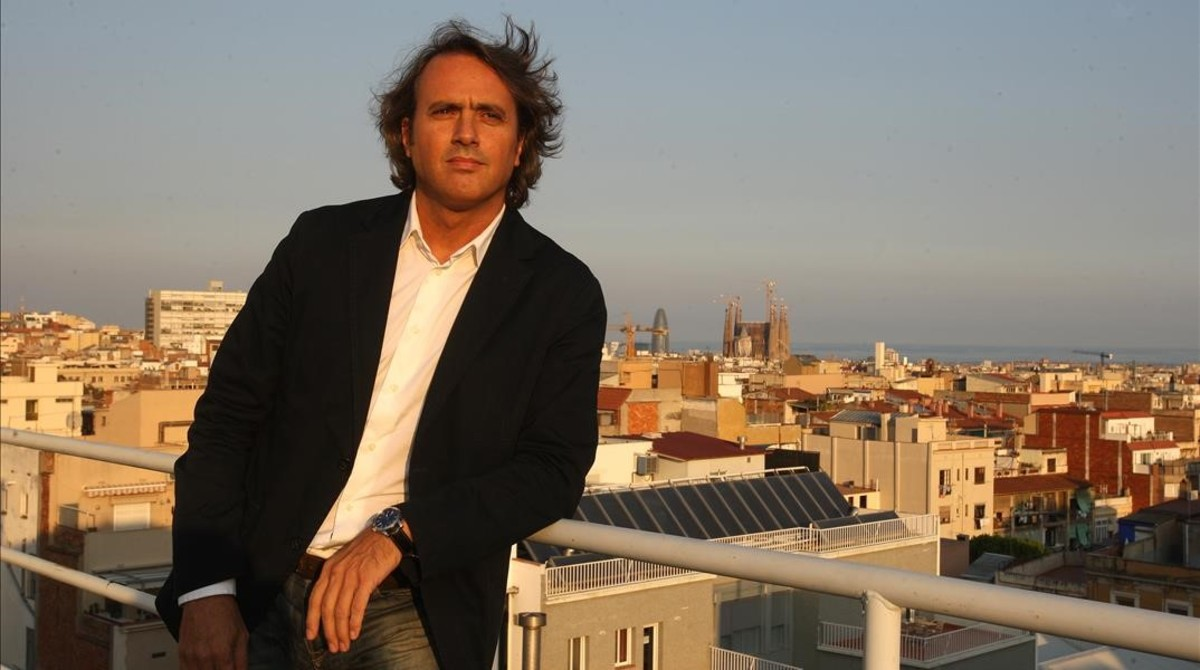Willy Muller, entonces director general de Barcelona Regional, en septiembre del 2011.