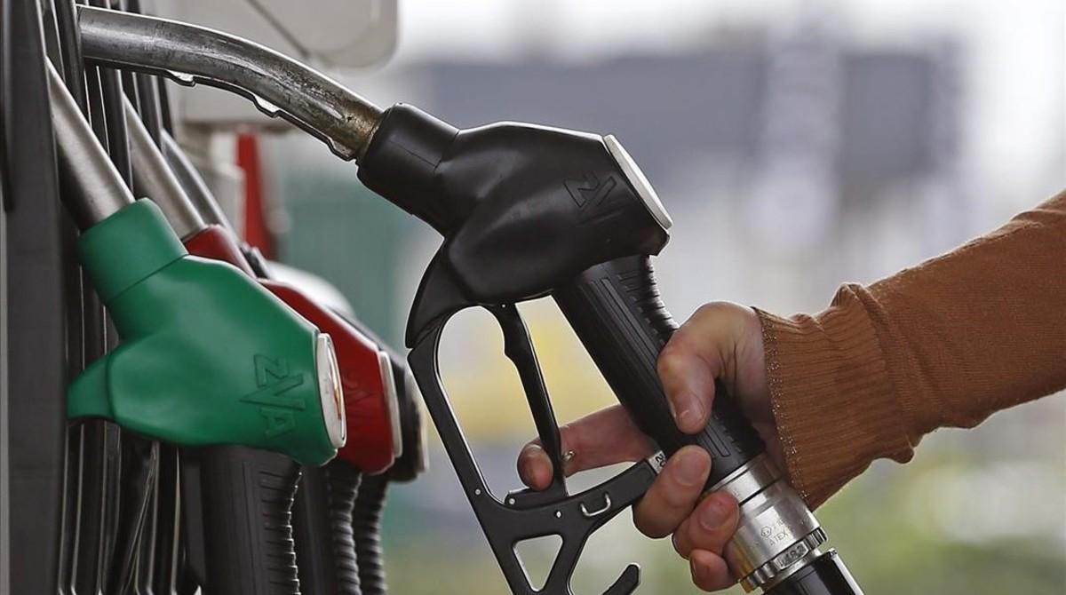 El precio de la gasolina vuelve a subir