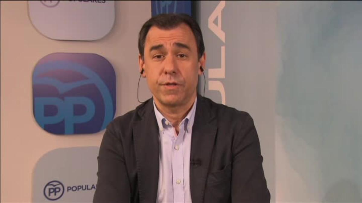 El actual coordinador general del PP se ha pronunciado sobre la información publicada hoy sobre Máxim Huerta y sus problemas con Hacienda.