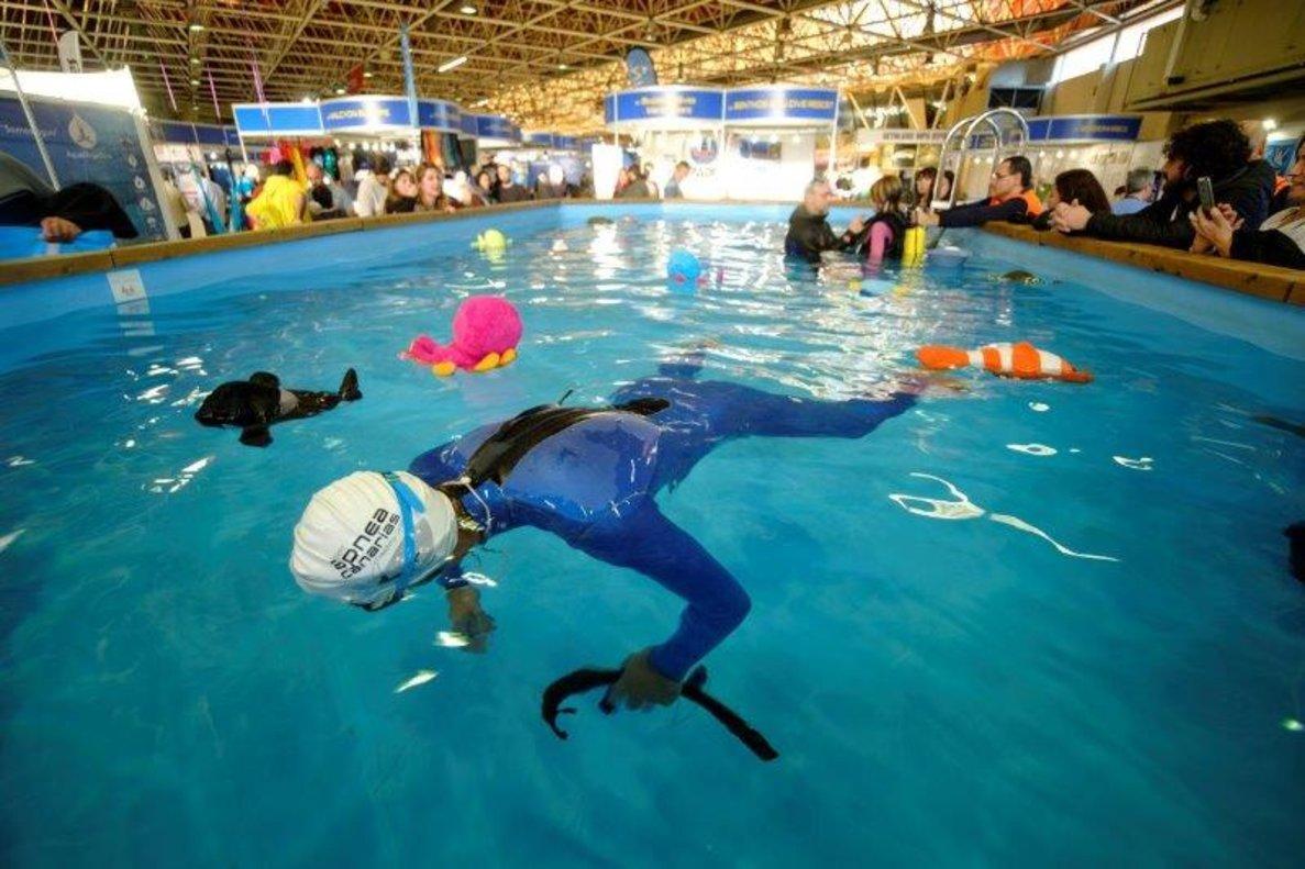 El 'Mediterranean Diving Show'.