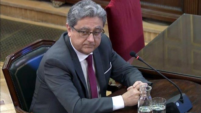 Millo dice que Junqueras no quería prisas y le insinuó tensiones en el Govern.