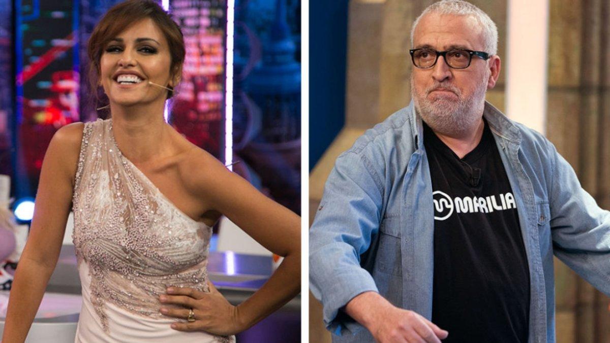 Mónica Cruz y Leo Harlem, nuevos invitados de 'El hormiguero: Quédate en casa'.