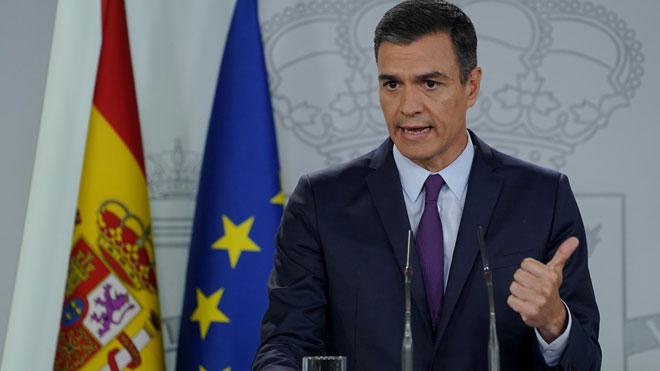 Pedro Sánchez se reunirá el martes con Iglesias, Rivera y Casado.