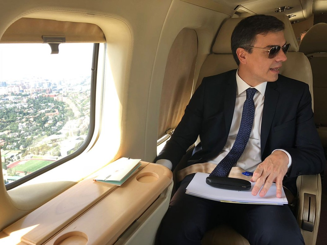 Pedro Sánchez vuela a Bruselas el 24 de junio.