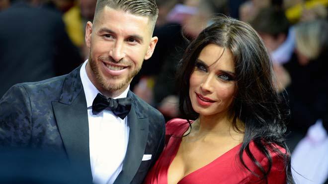Pilar Rubio y Sergio Ramos anuncian la fecha de su boda.