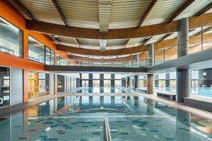La piscina de Can Millars de Cornellà de Llobregat.