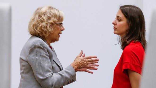 Rita Maestre i cinc regidors més de Podem Madrid, suspesos de militància per no haver-se presentat a les primàries