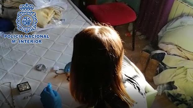 La Policía Nacional desarticula un grupo itinerante especializado en robos con fuerza en domicilios.