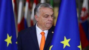 Foto de archivo del primer ministro húngaro, Viktor Orban.