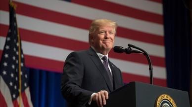 """Trump señala como """"rivales"""" a Rusia y China en su estrategia de seguridad nacional"""