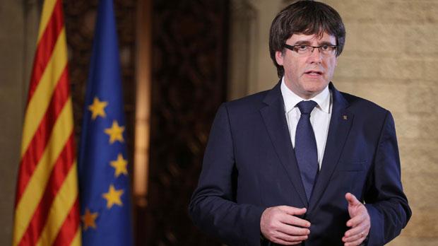 Puigdemont quiere ir al Senado con la DUI sobre la mesa
