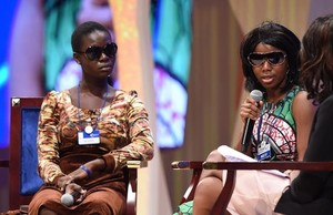 """Las niñas supervivientes de Boko Haram: """"Nuestra vida aún corre peligro"""""""
