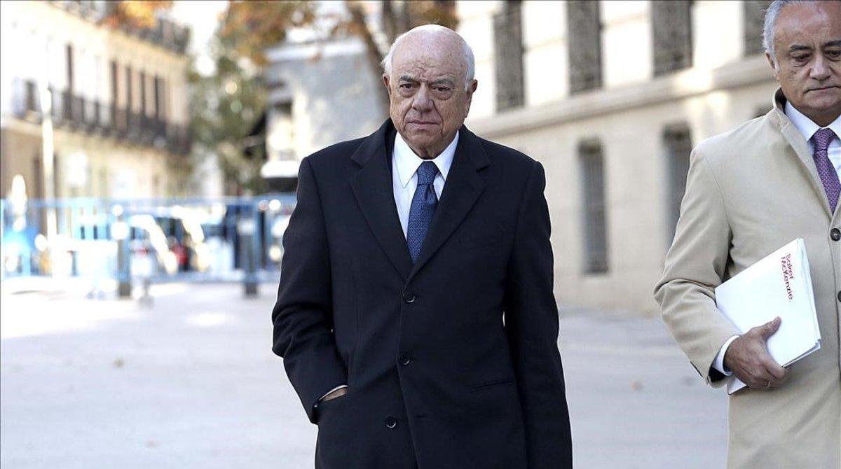 El jutge xifra en 10 milions els pagaments del BBVA a Villarejo durant 13 anys