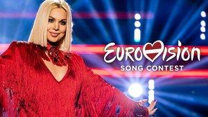 Samanta Tina, representante de Letonia en Eurovisión 2020.