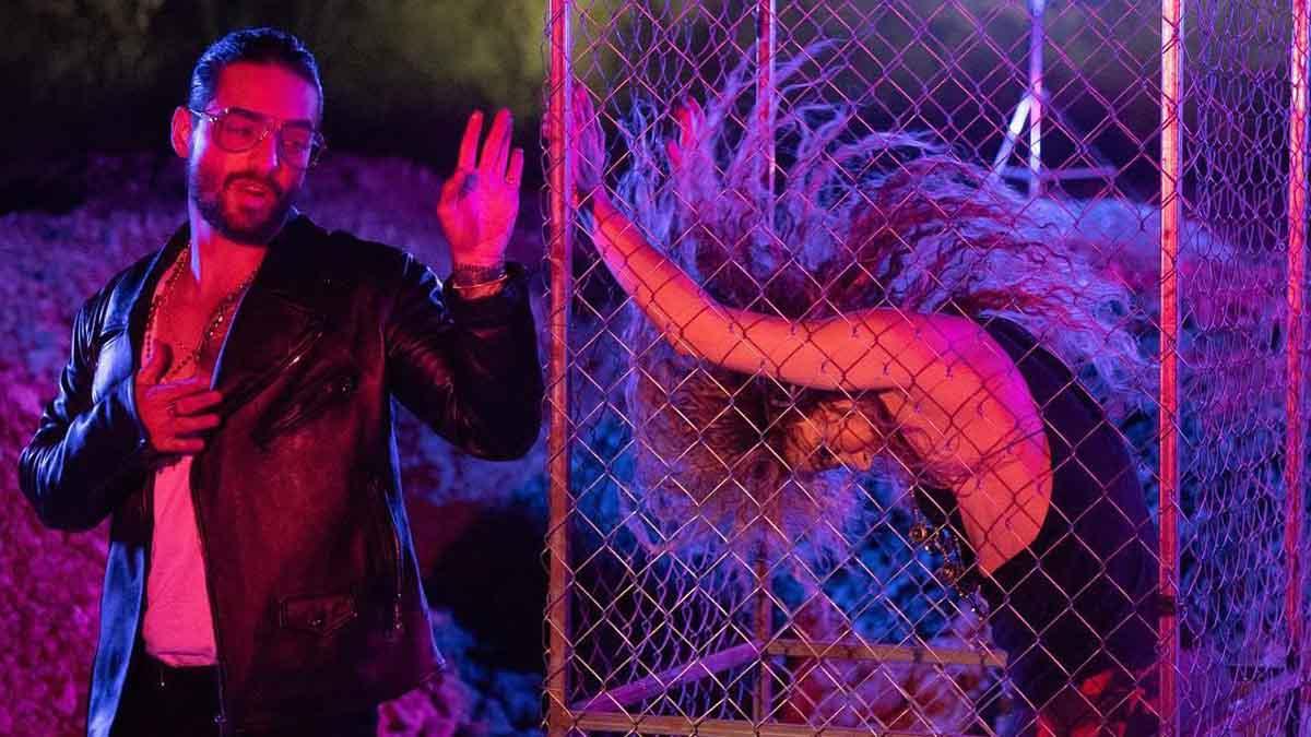 Shakira y Maluma estrenan videoclip de Clandestino