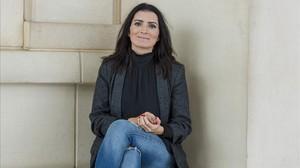 Silvia Abril, en el TNC.