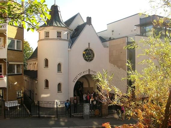 Sinagoga de Oslo.
