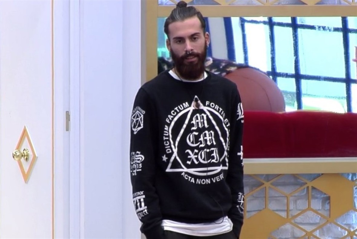 José Antonio, el concursante expulsado de 'GH' (Tele 5).