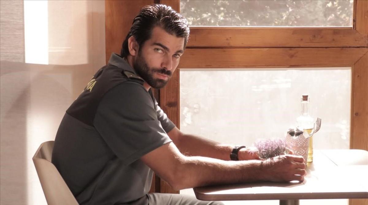 Rubén Cortada, en 'Olmos y Robles'.
