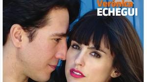 Portada de Teletodo protagonizada por los actores Alberto Ammann y Verónica Echegui, de Apaches.