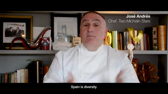 Vídeo This is real Spain elaborado por España Global.