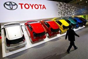 Otras interrupciones en sus operaciones han afectado a Toyota en Europa, China y Filipinas.