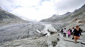 Suïssa podria perdre totes les seves glaceres en un segle