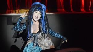 Beth, en el papel de Neridiana en el nuevo musical de Geronimo Stilton, en elTeatreCondal.