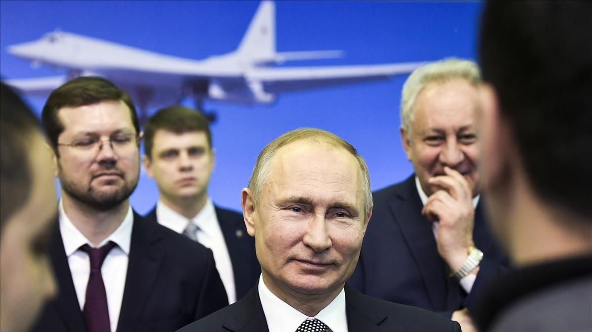 Putin i la crisi dels espies