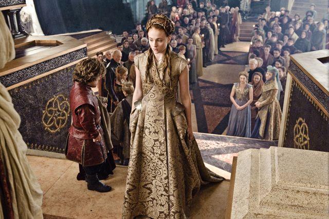 El vestuario en Juego de Tronos.