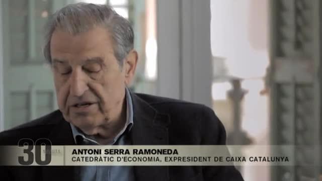 Video del 30 minuts sobre Caixa Laietana donde se cuenta como los expresidentes gozaban de un trato preferente por parte de la dirección de la entidad.