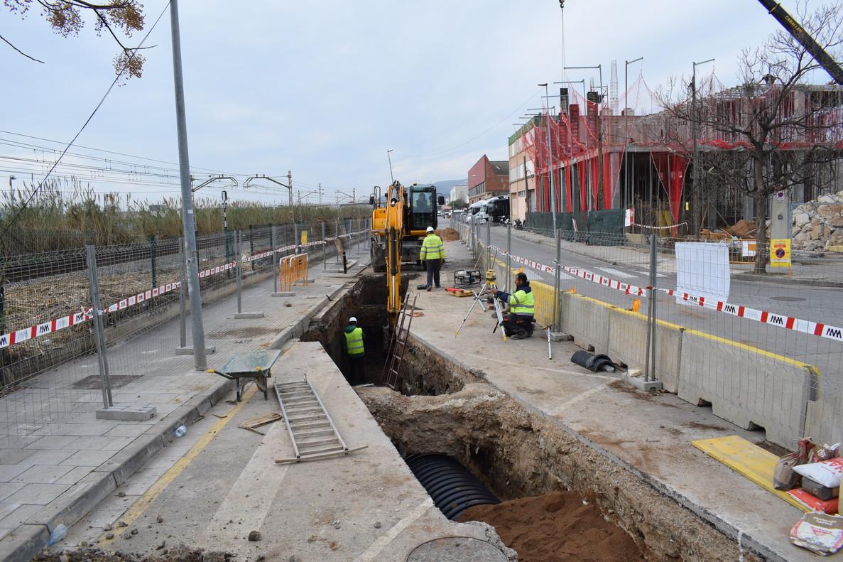 Viladecans inicia las obras de modernización del Polígono Centro.