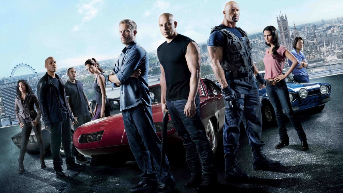 Vin Diesel y Paul Walker protagonizan 'Fast and Furious VI'