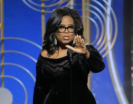 Oprah Winfrey es perfila com a candidata a les eleccions dels EUA