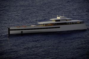 Venus, el yate del cofundador de Apple Steve Jobs.