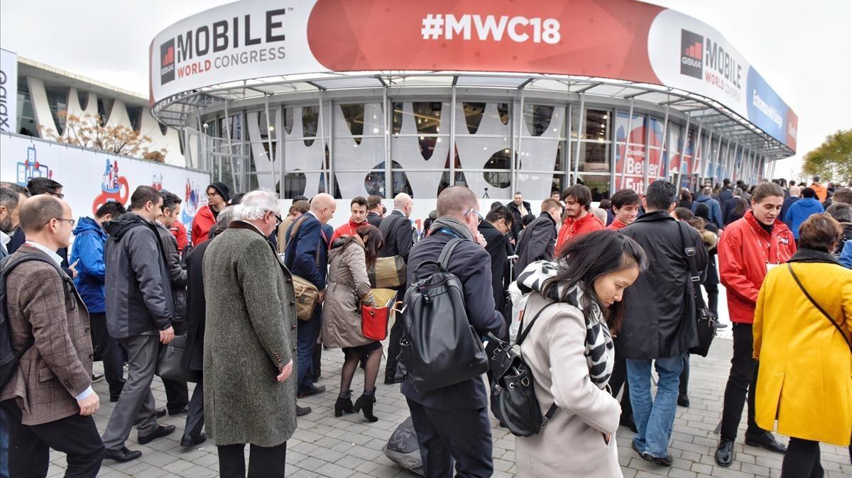MWC 2018: El Mobile World Congress, en directe
