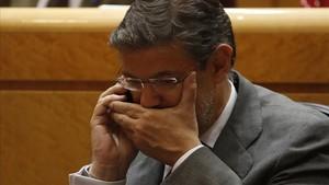 L'exministre Catalá fitxa per la casa d'apostes Codere