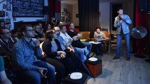 Cinemasacre projecta la pel·lícula de Franco a la Diada