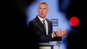 Stoltenberg insta els països de l'OTAN a ser menys dependents de l'estranger