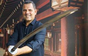 Marcelo Japón: «Soc un samurai mediterrani»