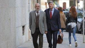 Al banc dels acusats el jutge de Mallorca que va controlar periodistes