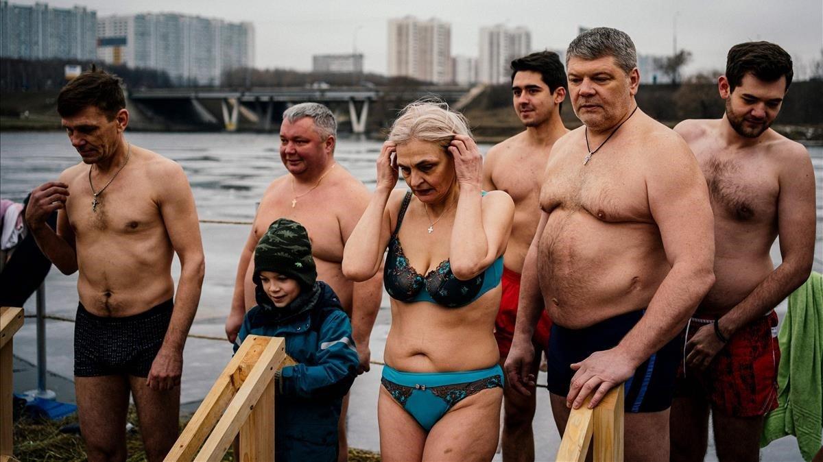 Sense neu no hi ha paradís a Rússia