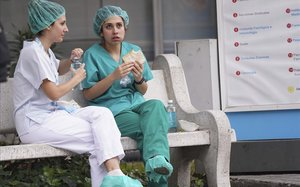 Madrid registra el seu primer rebrot: cinc contagis en una empresa