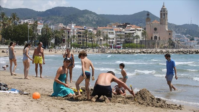 El trencaclosques de les platges desconcerta la ciutadania