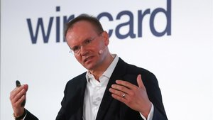 Markus Braun, expresidente destituido de Wirecard.