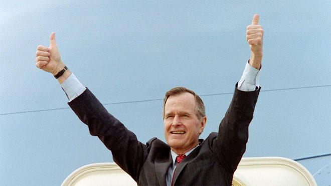 Mor l'expresident dels EUA George Bush als 94 anys