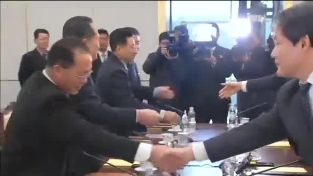 Primera trobada diplomàtica entre Corea del Sud i Corea del Nord després de dos anys de tensió