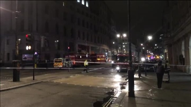 Més de 1.400 persones són evacuades a Londres per una fuga de gas