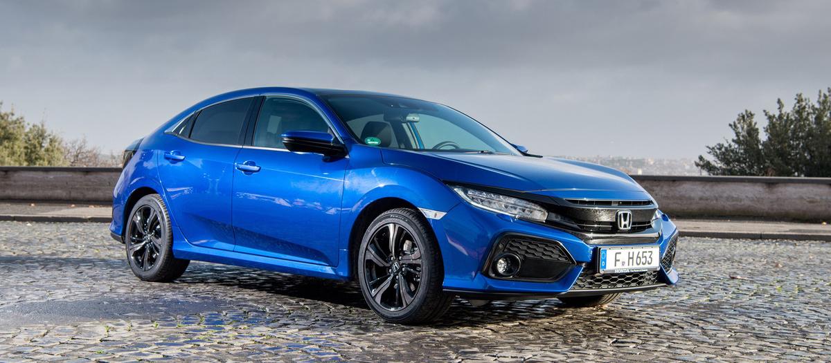 Honda Civic 1.6 i-DTEC, el diésel sigue en pie (ES)