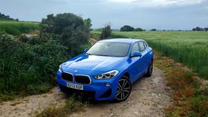 Prueba BMW X2 opción juvenil que faltaba.